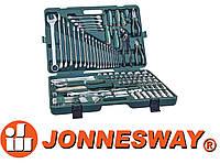 Набор инструментов 127 ед. Jonnesway S04H524127S