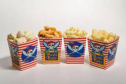 """Коробочки для солодкого """"Пірати"""" 5 шт/уп."""