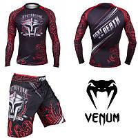 Рашгард и шорты Venum gladiator