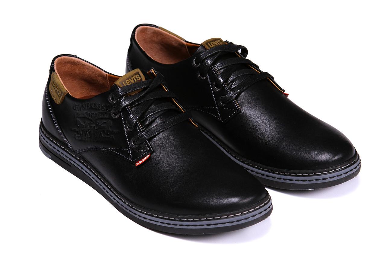 Мужские кожаные туфли Levis Stage 1  продажа, цена в Харькове ... 65938920776