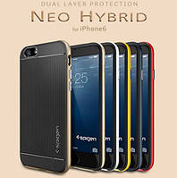 Чехол бампер SGP Neo Hybrid для iPhone 6 6S Plus