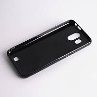 Силиконовый чехол, бампер для Homtom S16 Черный / Стекло оригинал в наличии /, фото 1