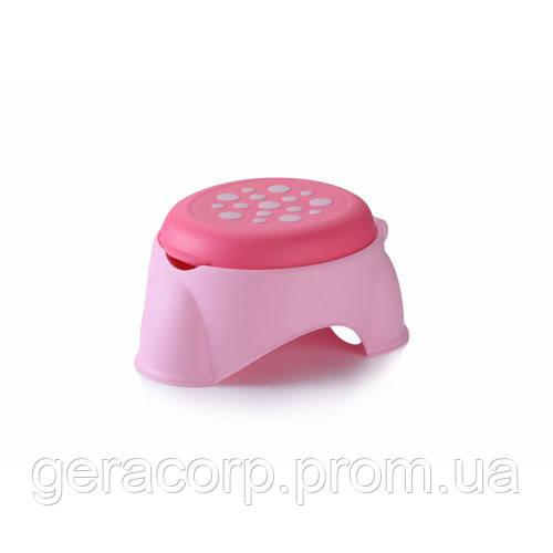 """Горшок Babyhood BH-119 """"БоБо"""" Розовый"""