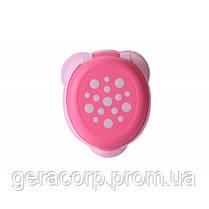 """Горшок Babyhood BH-119 """"БоБо"""" Розовый, фото 3"""