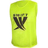 Манишка тренировочная SWIFT (зеленая), фото 4