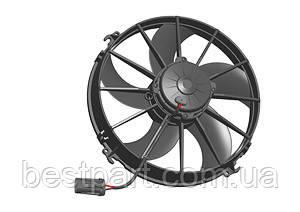 Вентилятор Spal 12V, вытяжной, VA01-AP90/LL-66A