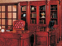 Кабинет в классическом стиле Casadeco  Т0801