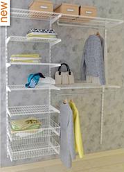 Комплект гардеробной 07-406