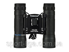 Бинокль Tasco(10*25) черный