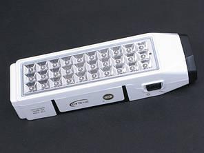 Светильник LED 30+8 аккумуляторный, фото 2