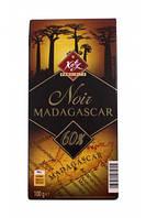 Шоколад Katy Noir Madagascar 60% какао  100г Франция