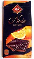 Шоколад черный с апельсином Katy Noir Orange 70% какао  100г Франция