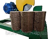 Станок  для автоматической нарезки топливного брикета