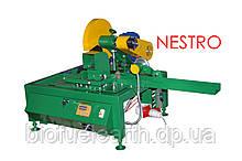 Автоматическая Торцовка  для автоматической нарезки топливного брикета