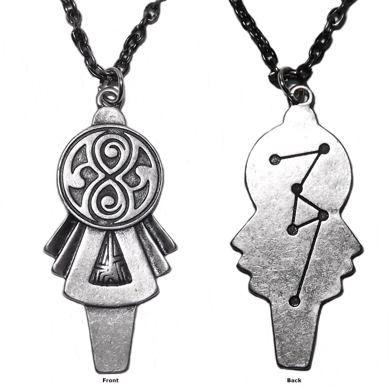 Кулон Ключ от Тардис
