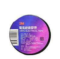 Виниловая изолента 3М черная