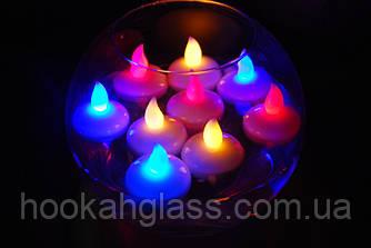 Плавающая светодиодная свеча