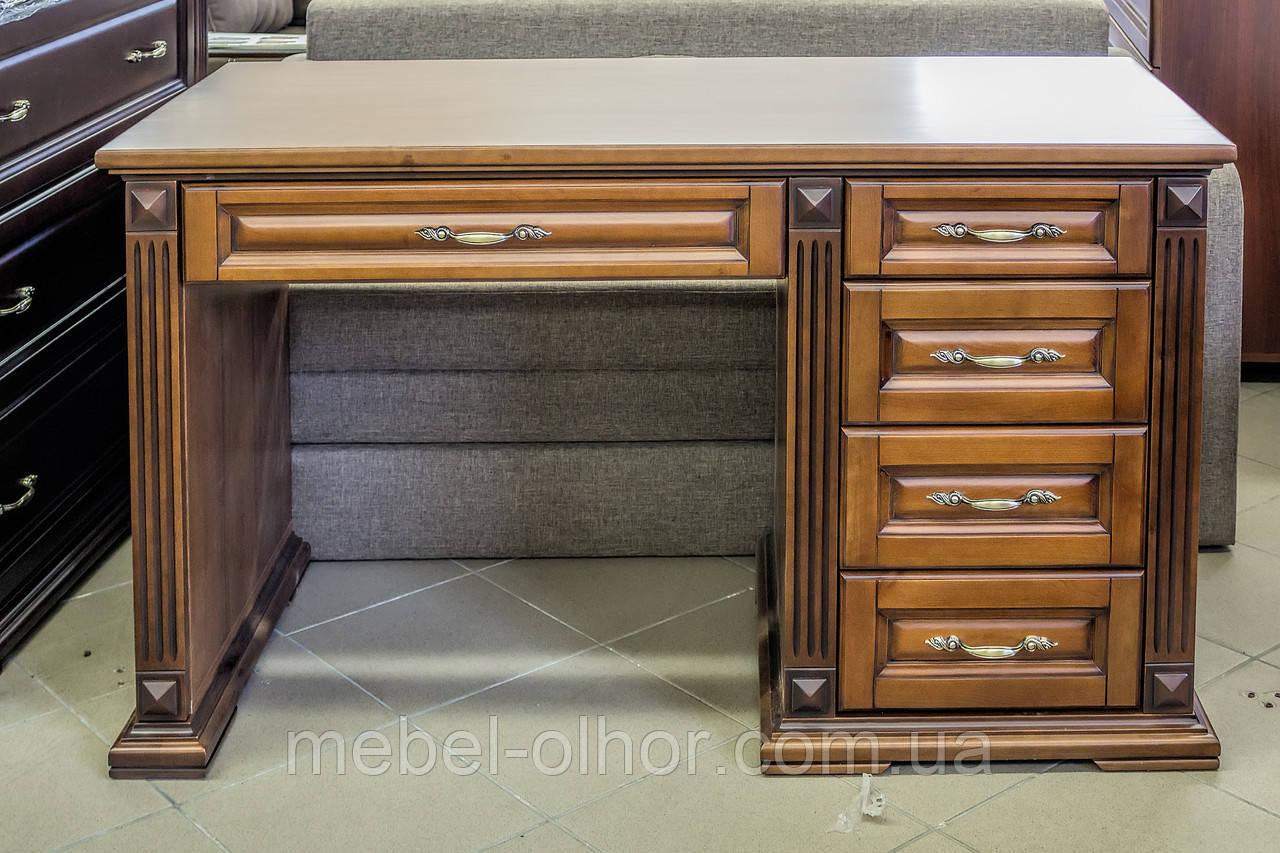 Письменный стол из массива  Версаль 120*75*60