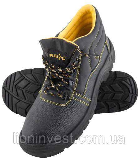 Рабочие ботинки со стальным подноском BRYES-T-SB