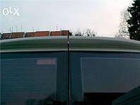 Тюнинг спойлер VW T4 (распашонка)