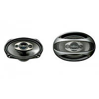 Автомобильная акустика колонки UKC A6983S 440W