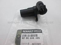 Датчик положения коленвала на Рено Трафик 01-> 1.9dCi — Renault (Оригинал) - 8200688405