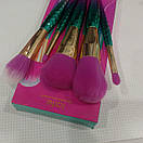 Набор кистей Tarte Minutes to Mermaid Brush Set ( 5 штук), фото 4