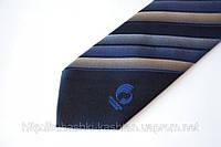 Шёлковый корпоративный галстук