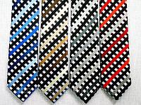 Мужской узкий галстук