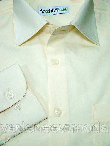 Классическая рубашка мужская