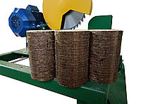 Станок  для автоматической нарезки топливного брикета, фото 1
