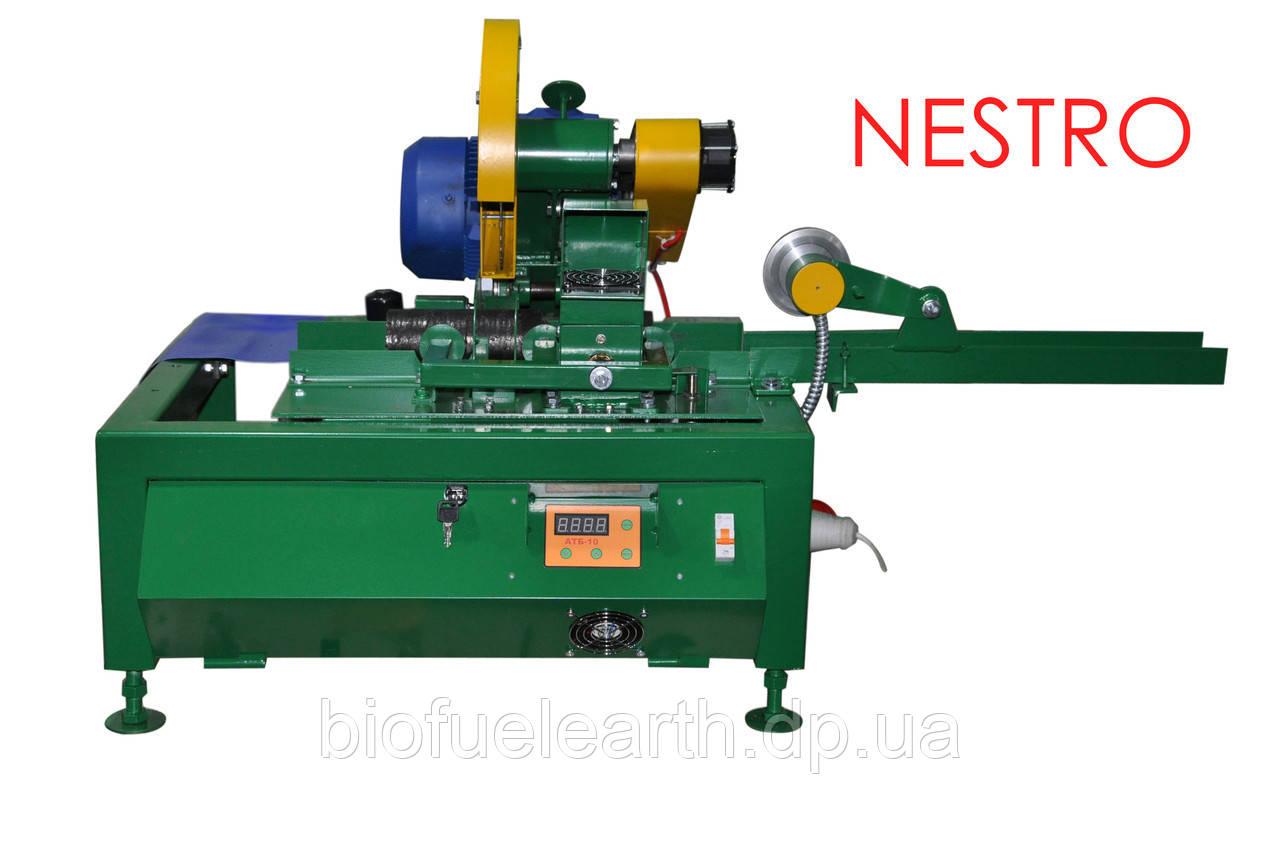 Станок для автоматическая порезки брикета, оборудование для автоматическая порезки брикета