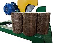 Оборудование для автоматическая торцовки брикета, фото 1