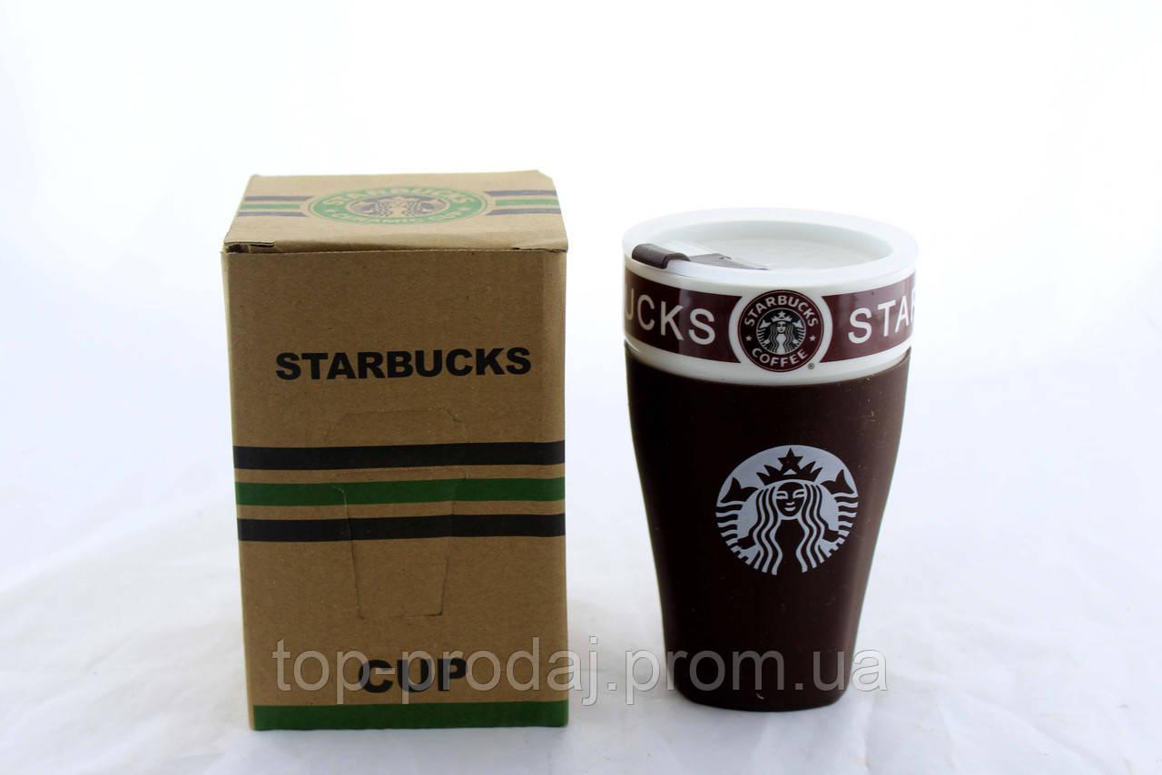 CUP Чашка StarBucks PY 023, Термо кружка starbucks, Керамическая чашка, Стакан для горячих напитков