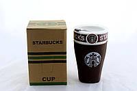 CUP Чашка StarBucks PY 023, Термо кружка starbucks, Керамическая чашка, Стакан для горячих напитков, фото 1