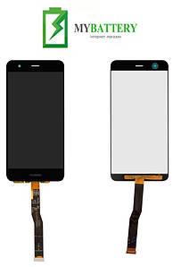 Дисплей (LCD) Huawei Nova (CAN-L11) с сенсором черный