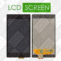 Модуль для планшета Asus Nexus 7 (2013) (2Gen), дисплей + тачскрин ( Cайт для заказа WWW.LCDSHOP.NET )