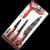 Набор ножей UNIQUE UN-1804 3 штуки (1326)