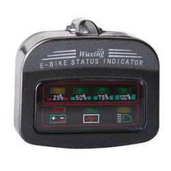 Індикатор заряду батареї АКБ LED 36V