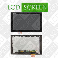 Модуль для планшета 10.1 Sony Xperia Tablet Z SGP311 SGP312 SGP321, дисплей + тачскрин