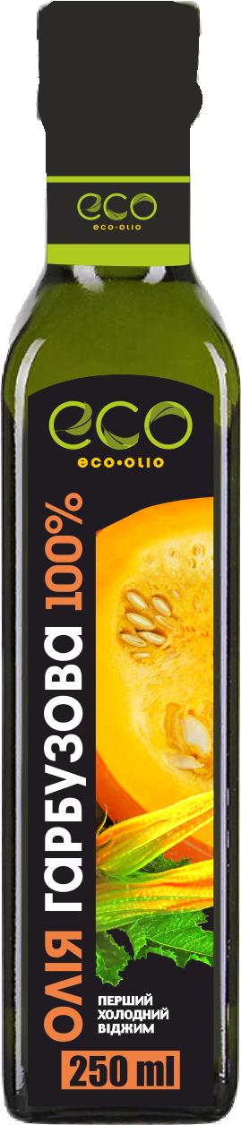 Масло Живое из семян Тыквы 250 мл