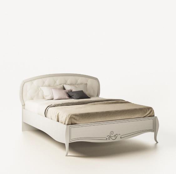 """Спальня. Спальний гарнітур """"Тереза"""" 1.8 м 2сп Ліжко"""