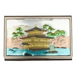 Візитниця «Храм Кинкакуджи»