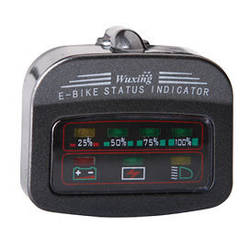 Індикатор заряду батареї АКБ LED 48V