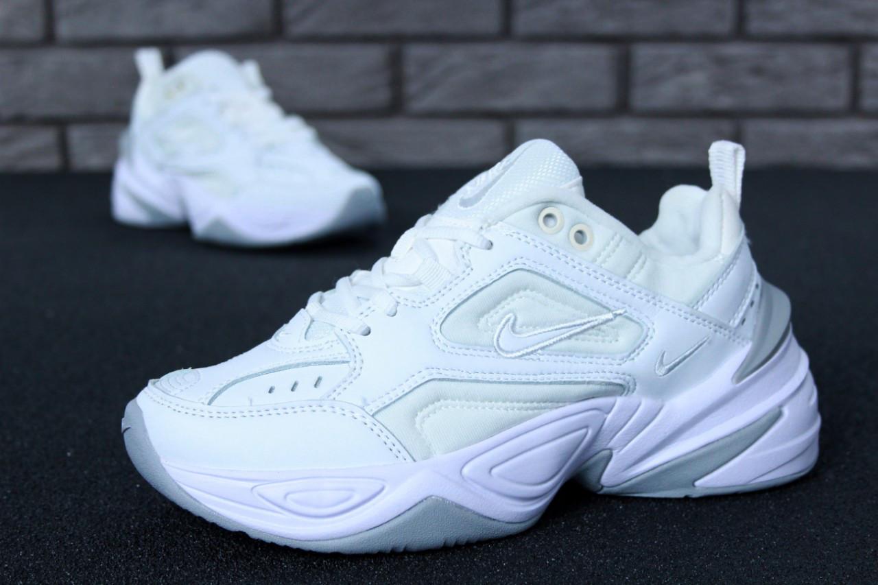 deeb2b47 Женские кроссовки Nike M2K Tekno White/Grey 39: 1 320 грн ...