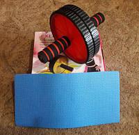 Колесо для мышц пресса Profi Ms 0871-1, фото 1
