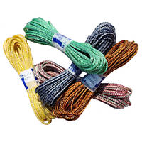 Веревка бельевая (4 мм×15 м) цветная