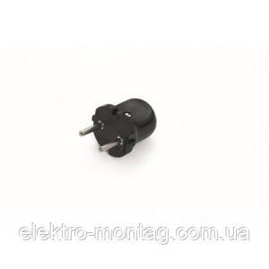 Штепсельная вилка Viko | черная