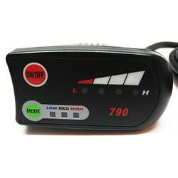Панель управления/дисплей LED 48V для электровелосипеда