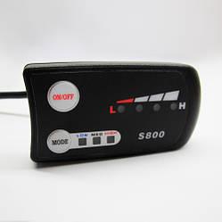 Панель управления/дисплей LED 60V для электровелосипеда